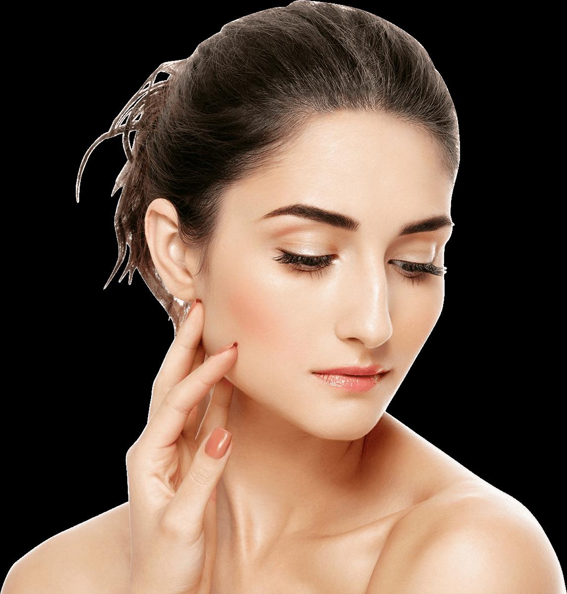 Clinical Skincare model 01